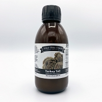 Turkey Tail Mushroom Dual Extract