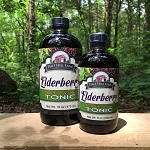 Elderberry Apple Cider Vinegar Tonic