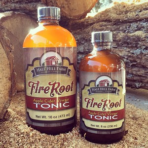 FireRoot Apple Cider Vinegar Tonic